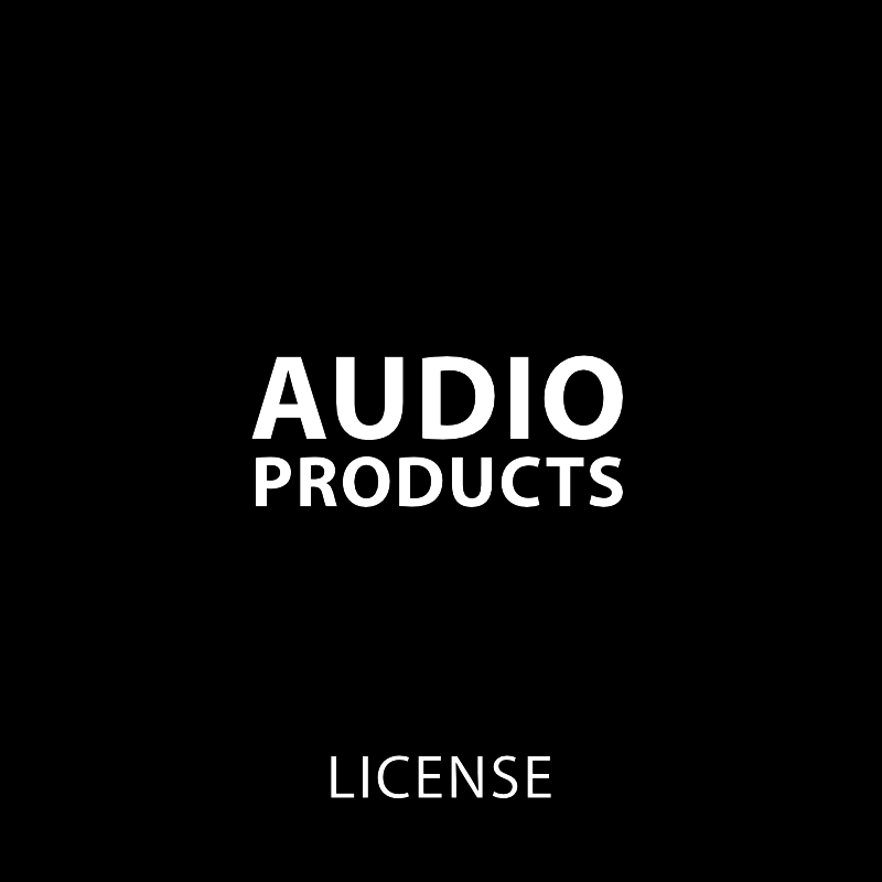 Audio Products License