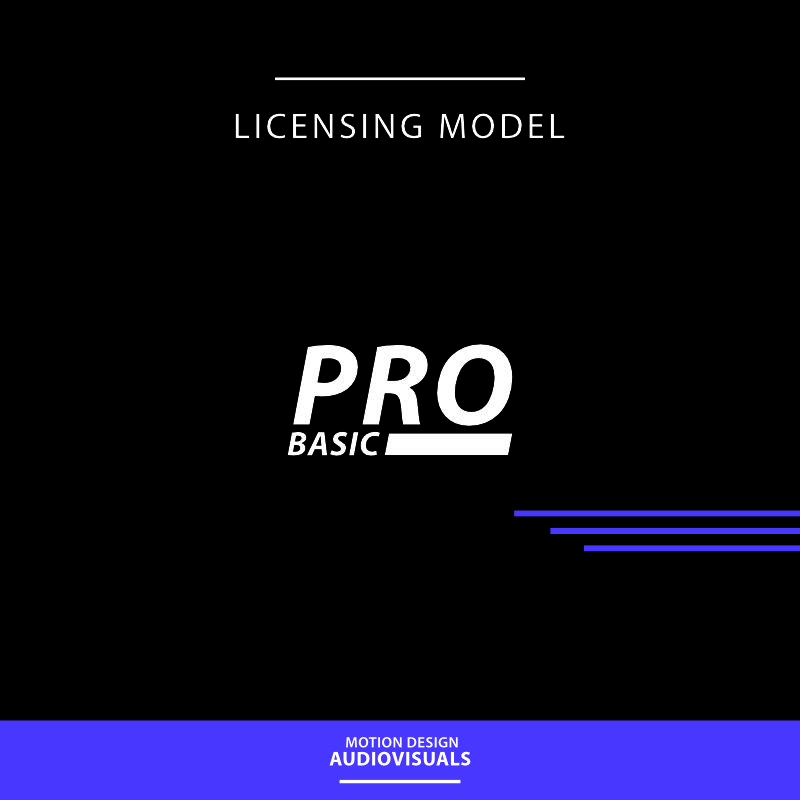 Upgrade Pro Basic License