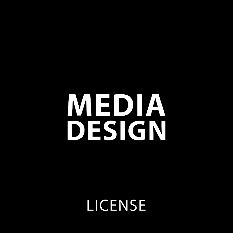 Mediadesign License