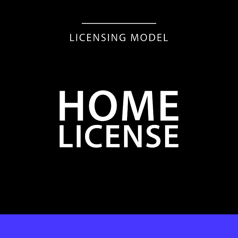 Home License | Mediadesign