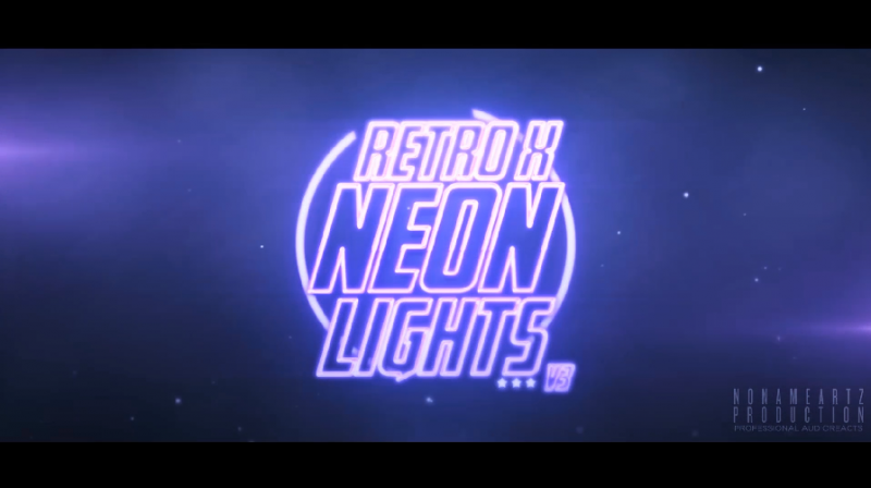 S5-EP01 | Neon Lights V3 x Retro | NoNameArtz