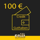 Recharge 100,-- € credit