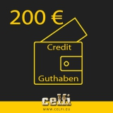 Recharge 200,-- € credit